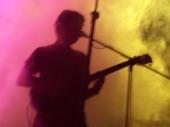 Bhoomi Guitarist silhouette